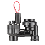 Hunter PGV-101ASV Irrigation Valve with Built-in Backflow Preventer